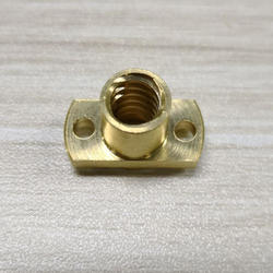 Copper Nut for T8 Lead Screw 8mm Diameter 4mm Lead CNC Router Engraver Parts Accessories