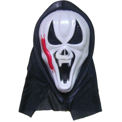 Dance Parties Halloween Masks Scream Centipede Face Ghost Mask
