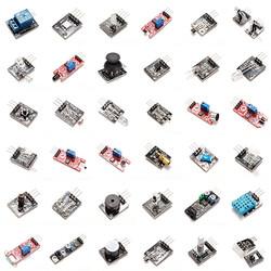 Geekcreit® 37 In 1 Sensor Module Board Set Kit For Arduino Carton Box Package