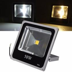 50W White/Warm White IP66 LED Flood Light Wash Outdoor AC85-265V
