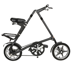 Category: Dropship Cycling, SKU #926980, Title: Folding Bike MINI Bicycle 16inch Wheel Smallest Aluminum Alloy Frame