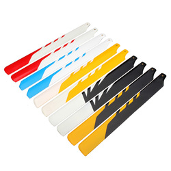 Aglin TREX 450 RC Helicopter Accessories 325MM Fiber Glass Main Blade