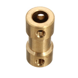 2mm/2.3mm/3mm/3.17mm/4mm/5mm Copper Coupler For RC Boat