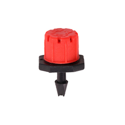 Adjustable Eight Water Outlets Dripper Garden Micro Spray Irrigation Spray Nozzle
