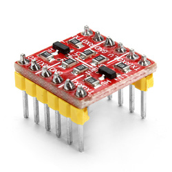 5 Pcs 3.3V 5V TTL Bi-directional Logic Level Converter Geekcreit for Arduino - products that work with official Arduino boards