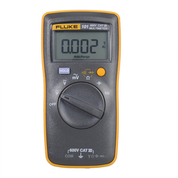 FLUKE F101 600V CATⅢ Pocket Digital Multimeter Auto Range