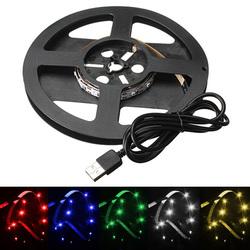 100cm LED Strip Light TV Background Light With 5V USB Cable