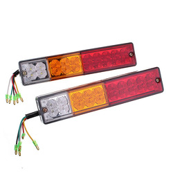 LED Boat ATV Trailer Stop Rear Tail Brake Light Indicator Lamp