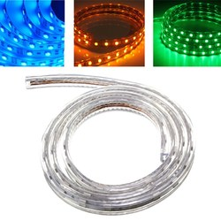 1M 5050 Waterproof IP67 Flexible Led Strip Light For XMAS Home Decor 110V