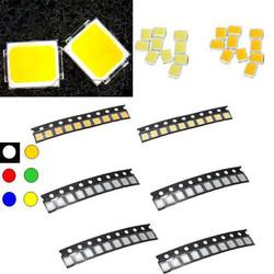 10 pcs 2835 Colorful SMD SMT LED Light Lamp Beads For Strip Lights