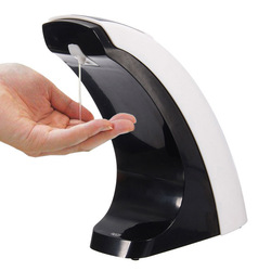 LCD Display Automatic Hand Sanitizer Machine Infrared Sensor Soap Dispenser