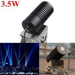 Category: Dropship Laser Equipment, SKU #984547, Title: 445nm 3.5W 3500mW Waterproof Outdoor Blue Laser Module Landscape Laser Light