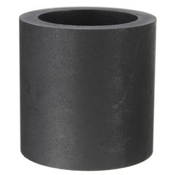 30X30mm Graphite Crucible Ingot Bar Combo Mold For Silver Gold Melting Casting