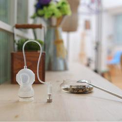 Diver Silicone Loose Tea Leaf Strainer Infuser Filter