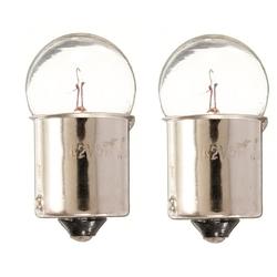 1 Pair 12V 5W 207 Brake Reverse Tail Stop Indicator Light Car Bulbs