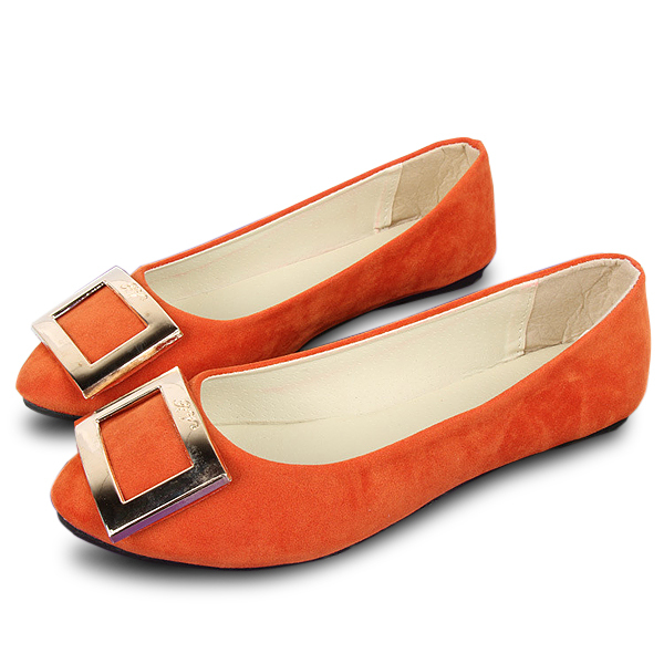 Big Size Women Lazy Loafers Candy Color Flat Shoes Slip On Driving Loafers