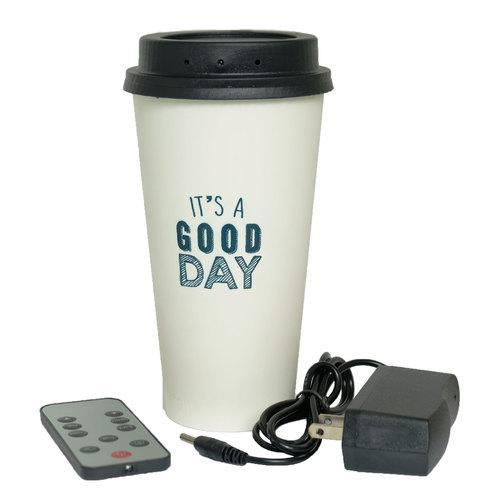 OmniCoffeeLid: Premium OmniEye Coffee Lid Camera - Free 16GB MicroSD!