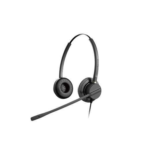 ADDASOUND Wired Premium Binaural Headset