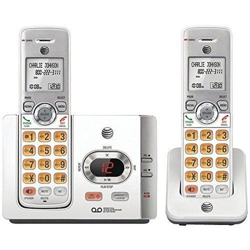 ATT 2 Handset System with Answering