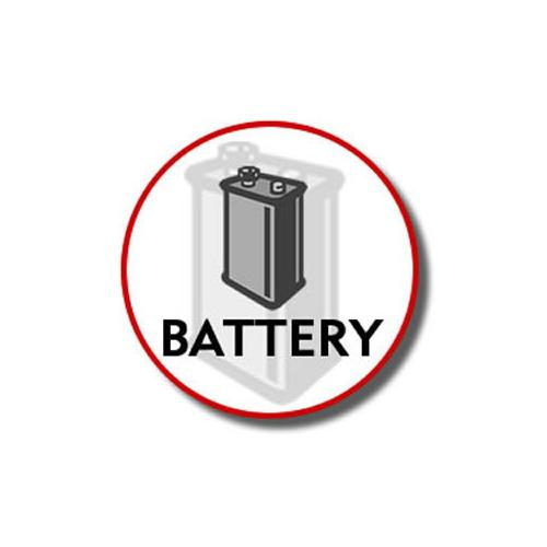 3.6V Battery for KX-TG2300 HHR-P104A