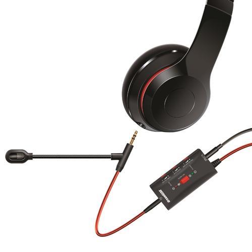 Boomchat Headphone Gaming Adapter