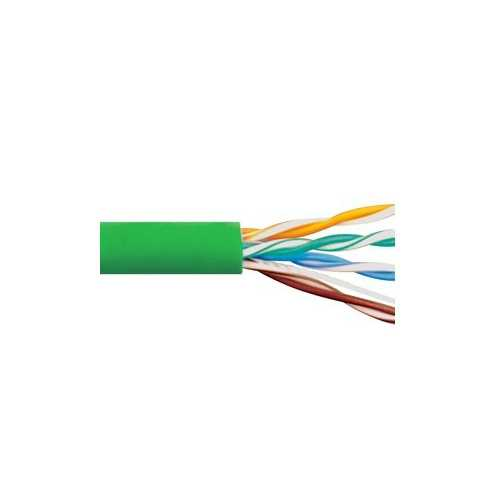 CAT5e CMR PVC CABLE Green