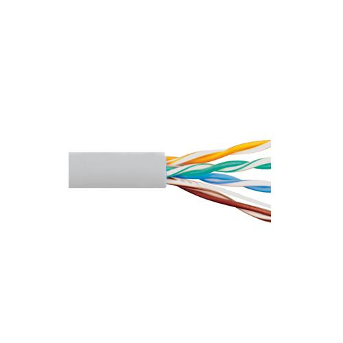 CAT5e CMR PVC CABLE WHITE