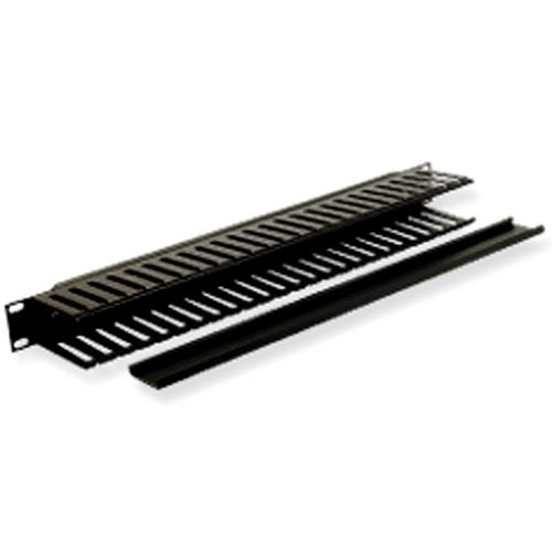 PANEL FRONT FINGER DUCT 24-SLOT 1RMS