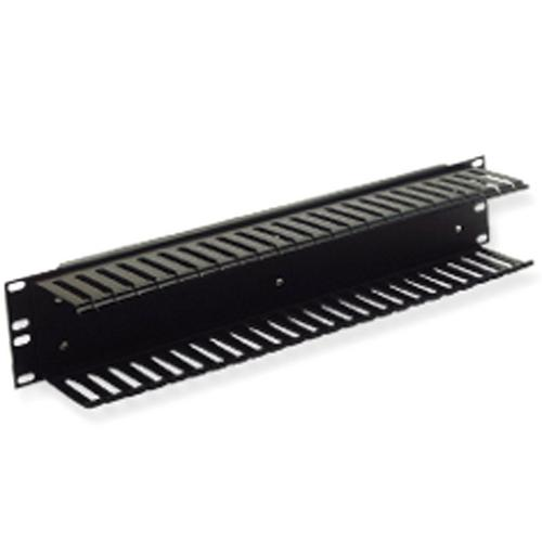 PANEL FRONT FINGER DUCT 24-SLOT 2RMS