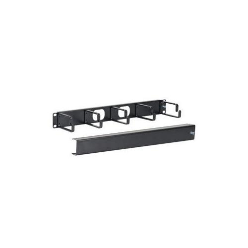 PANEL CABLE MGMT METAL RING AND COVER 1U