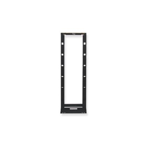 CABLE MNGMENT RACK HYBRID BLACK 7ft