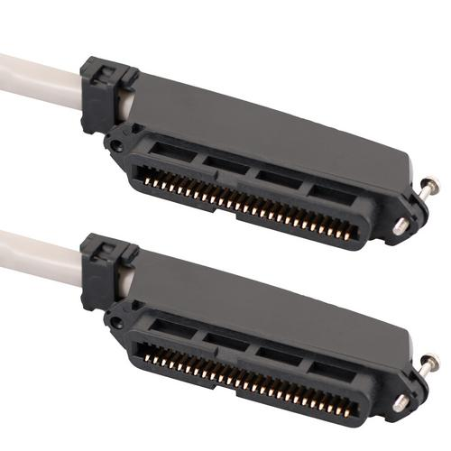 25-PAIR CABLE ASSEMBLY F-F 90 5'