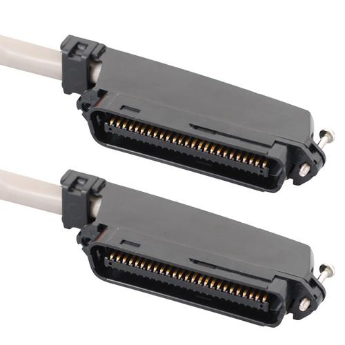 25-PAIR CABLE ASSEMBLY M-M 90 10'