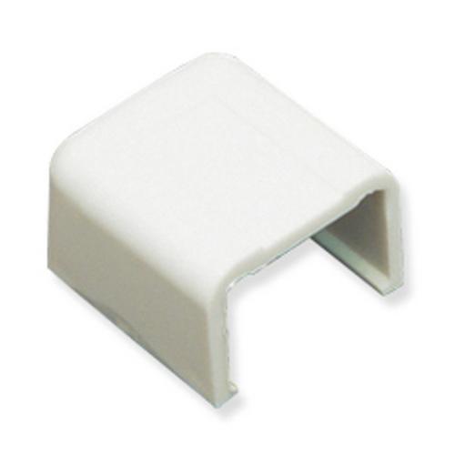 END CAP 1 1/4in WHITE 10PK
