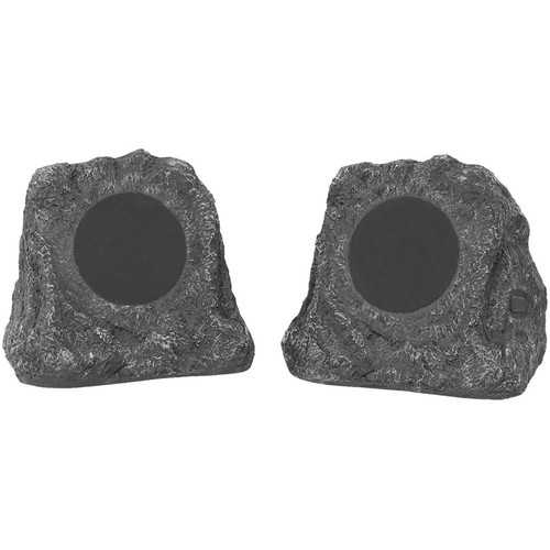 Bluetooth Outdoor Rock Speakers Pair