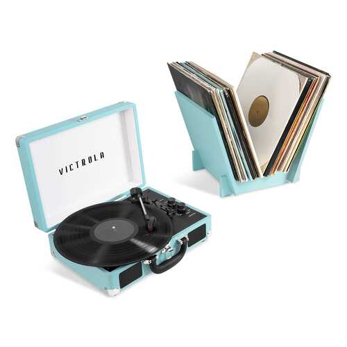 Victrola Journey+ Record Player Bundle