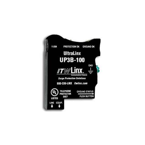 UltraLinx 66 Block 100V Clamp 350mA Fuse