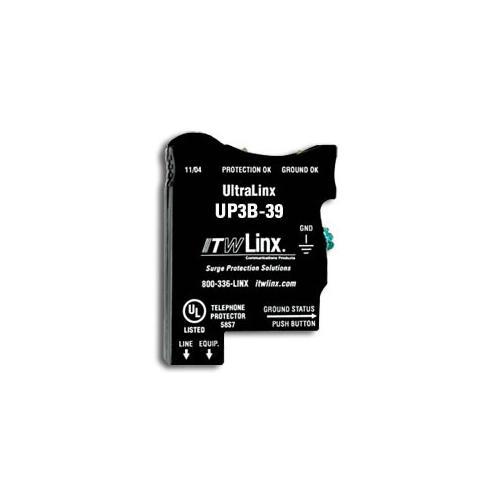 UltraLinx 66 Block 39V Clamp 350mA Fuse