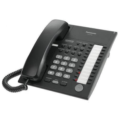 24 Button Speakerphone Black