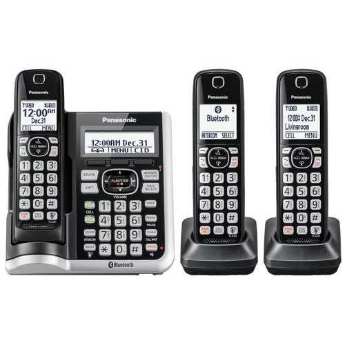3HS Cordless Telephone ITAD DK L2C S