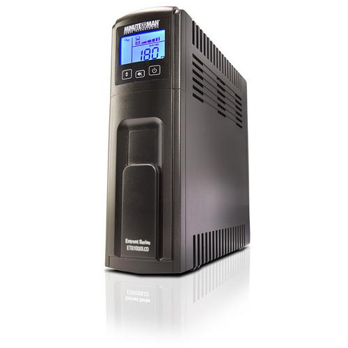 Entrust LCD Series UPS 1000VA/600W