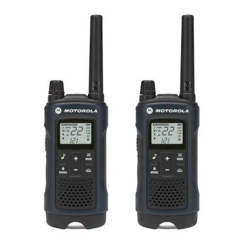 35 Mile 2 Pack Weatherproof NOAA Radios