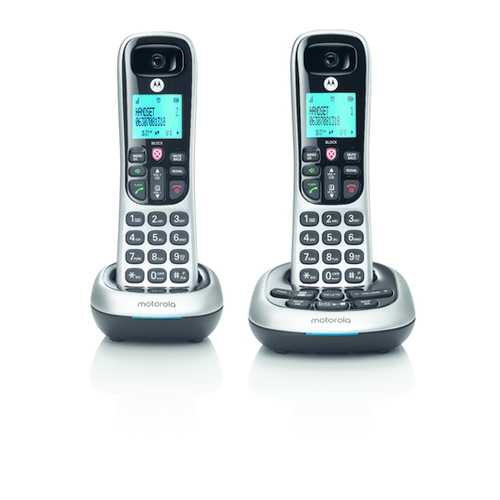 Motorola Integrated Cordless ITAD 2HS