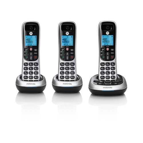 Motorola Integrated Cordless ITAD 3HS