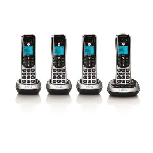 Motorola Integrated Cordless ITAD 4HS