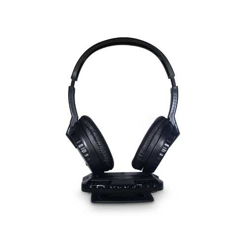 IR Wireless Headphones Extra Headset