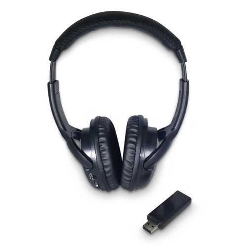 RF Wireless Headphones Extra Headset