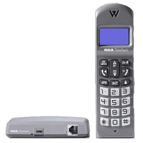 Shark Cordless Phone with USB Charge