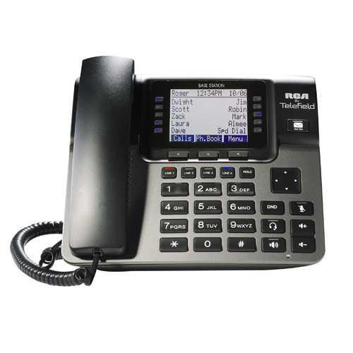 Unison 4-Line Phone System