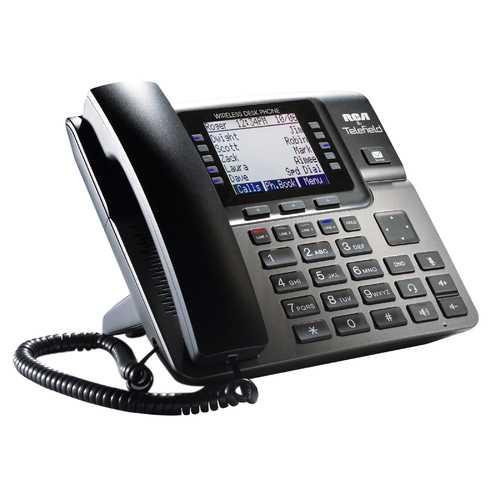 Unison 4-Line SMB Wireless Desk Phone